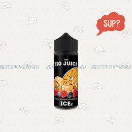 Е-жидкость Big Juice Апельсин, мандарин и лесные ягоды, 120 мл.