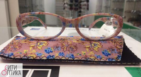 Очки для чтения в футляре KRR ISH Italy RS0011