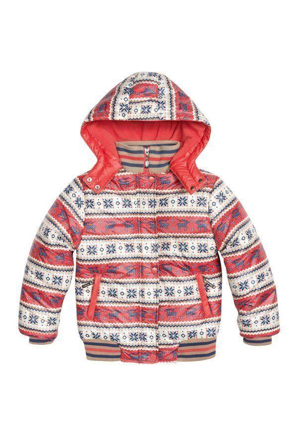 Куртка Скандинавия для девочки 3 лет