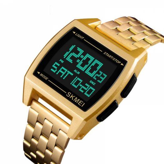 Часы наручные Skmei 1368 ЗОЛОТО
