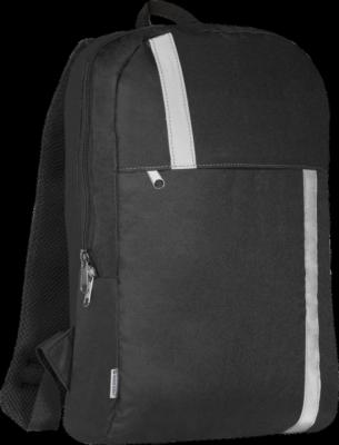 """Рюкзак для ноутбука Snap 15.6"""" черный, карман"""