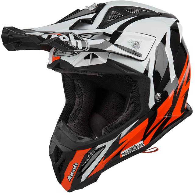 Airoh - Aviator 2.3 Great Orange шлем, оранжевый