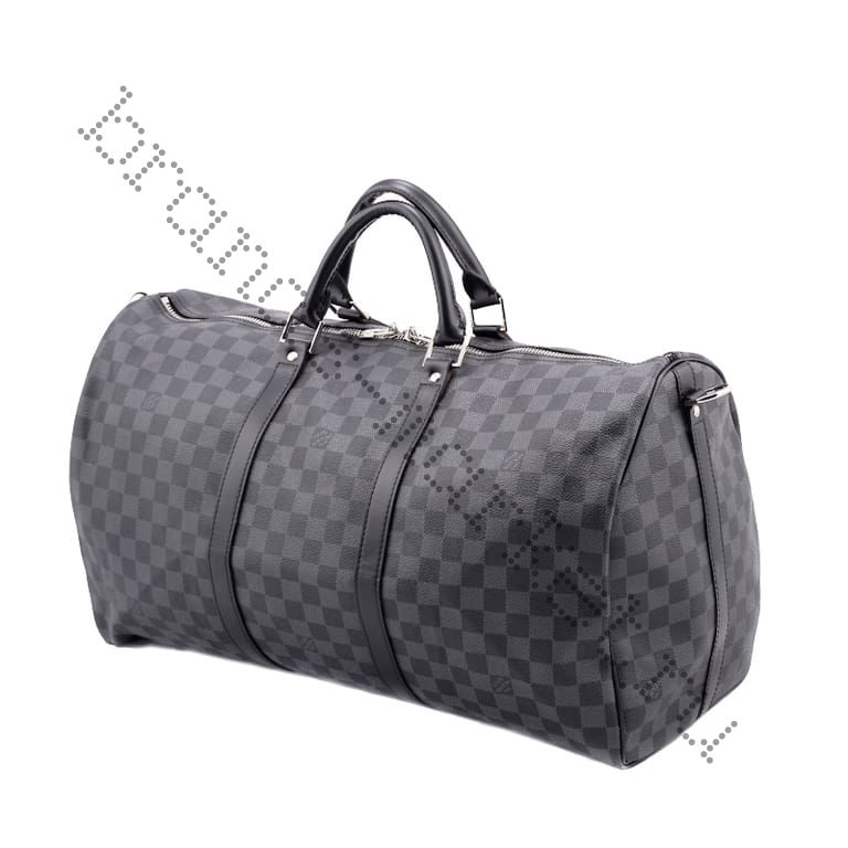 "Сумка Louis Vuitton ""Keepall"" Damier Graphite"