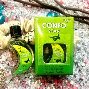 Confo 100% 3 мл натуральный многоцелевой  растительный бальзам