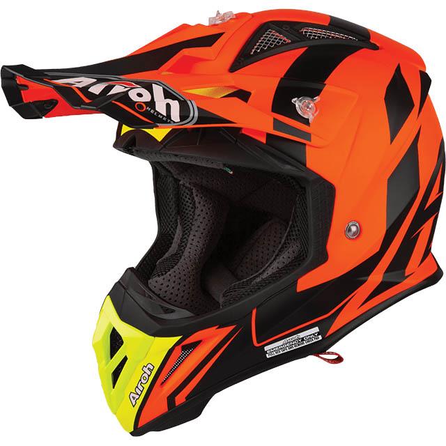 Airoh - Aviator 2.3 Bigger Orange Matt шлем, оранжевый матовый