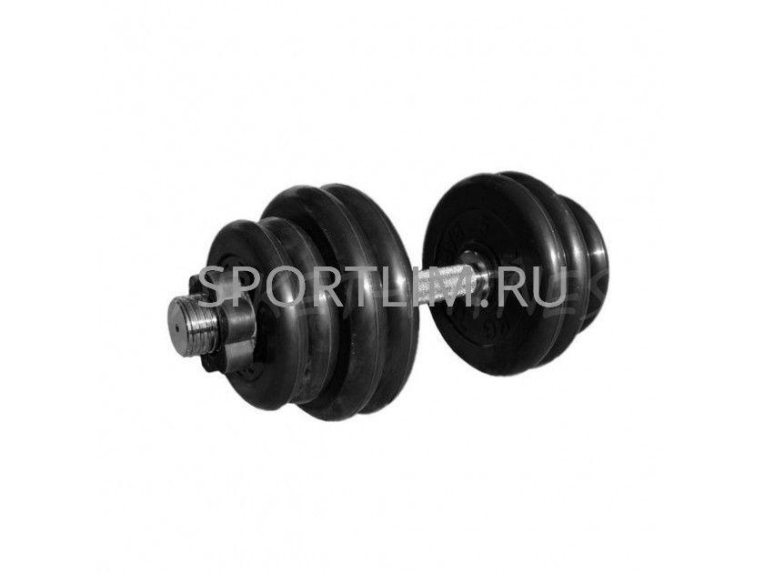 Гантель MB Barbell Atlet d.51мм 36.5 кг