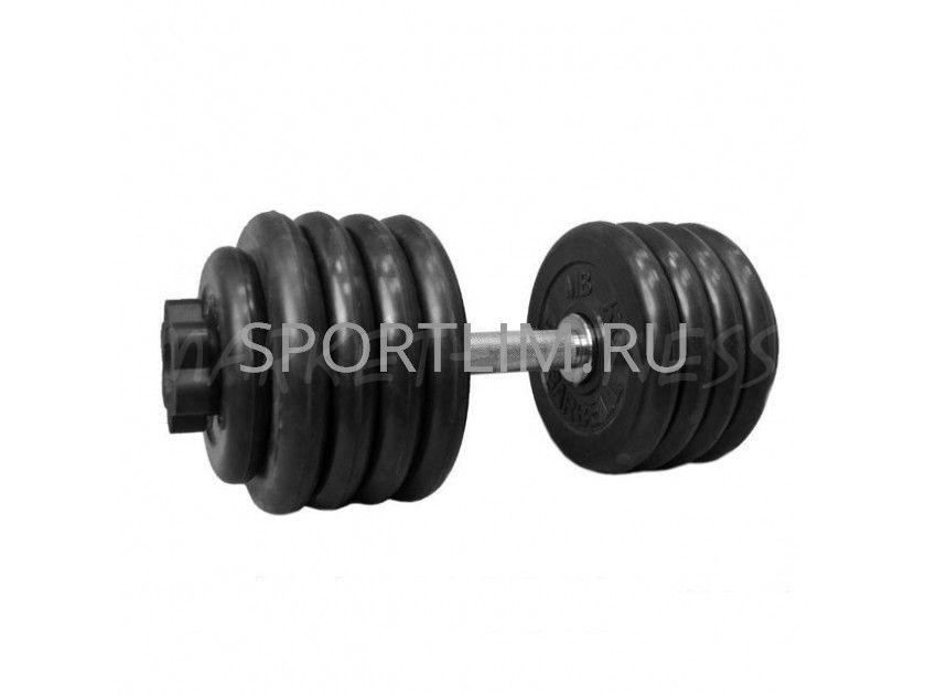 Гантель MB Barbell Atlet d.51мм 51.5 кг