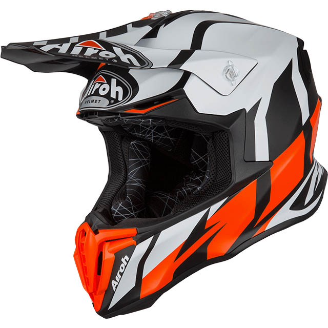 Airoh - Twist Great Orange Matt шлем, оранжевый матовый