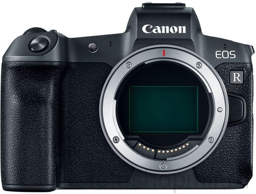Canon EOS R Body + adapter eos R