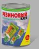 Клей Новбытхим Резиновый из Натурального Каучука 1л для Склеивания Резины, Кожи, Ткани, Картона и Бумаги