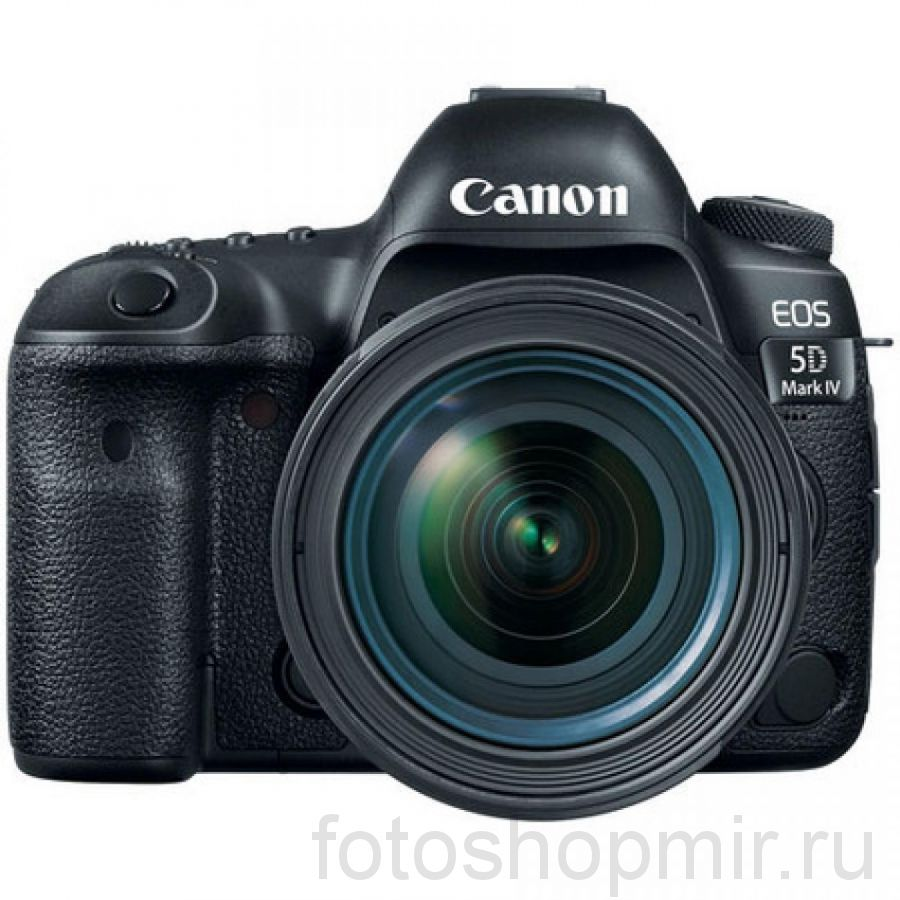 Canon EOS 5D Mark IV Kit 24-70mm F4L IS USM