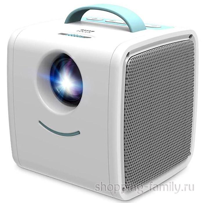 Детский LED проектор Kids Story mini