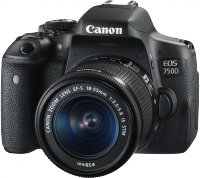 Canon EOS 750D Kit 18-55mm