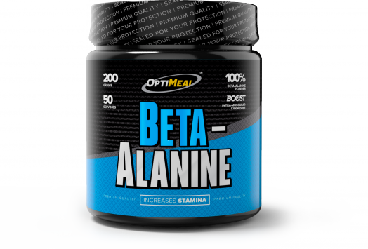 OptiMeal - Beta-Alanine (200 г)