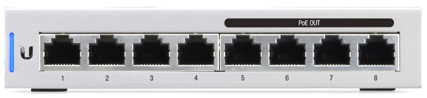 Коммутатор Ubiquiti UniFi Switch 8-60W