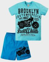 Костюм для мальчика Baby Style 6-9лет № М005М-1