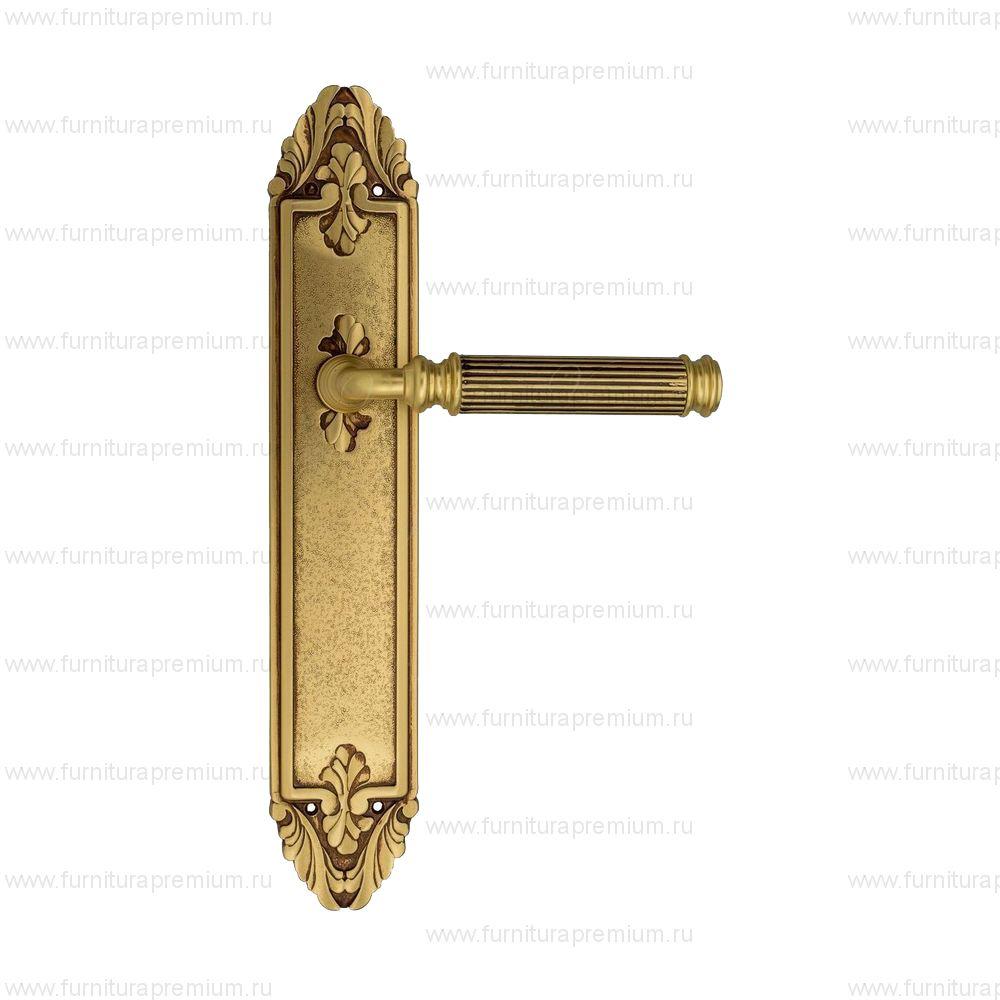 Ручка на планке Venezia Mosca PL90