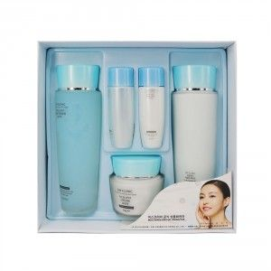 [3W CLINIC] ОТБЕЛИВАНИЕ Набор д/ухода за лицом Excelent White Skincare 3 kit Set