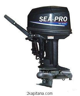 Лодочный мотор Водомет Sea-Pro T 40 SJ