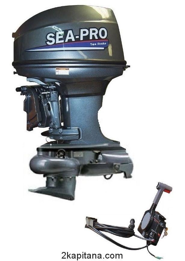 Лодочный мотор Водомет Sea-Pro T 40 JS&E
