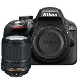 Nikon D3300 Kit 18-140  mm VR
