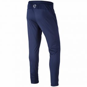 Детские штаны Nike Libero тренировочные зауженные тёмно-синие