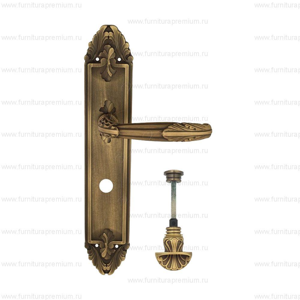 Ручка на планке Venezia Angelina PL90 WC-4