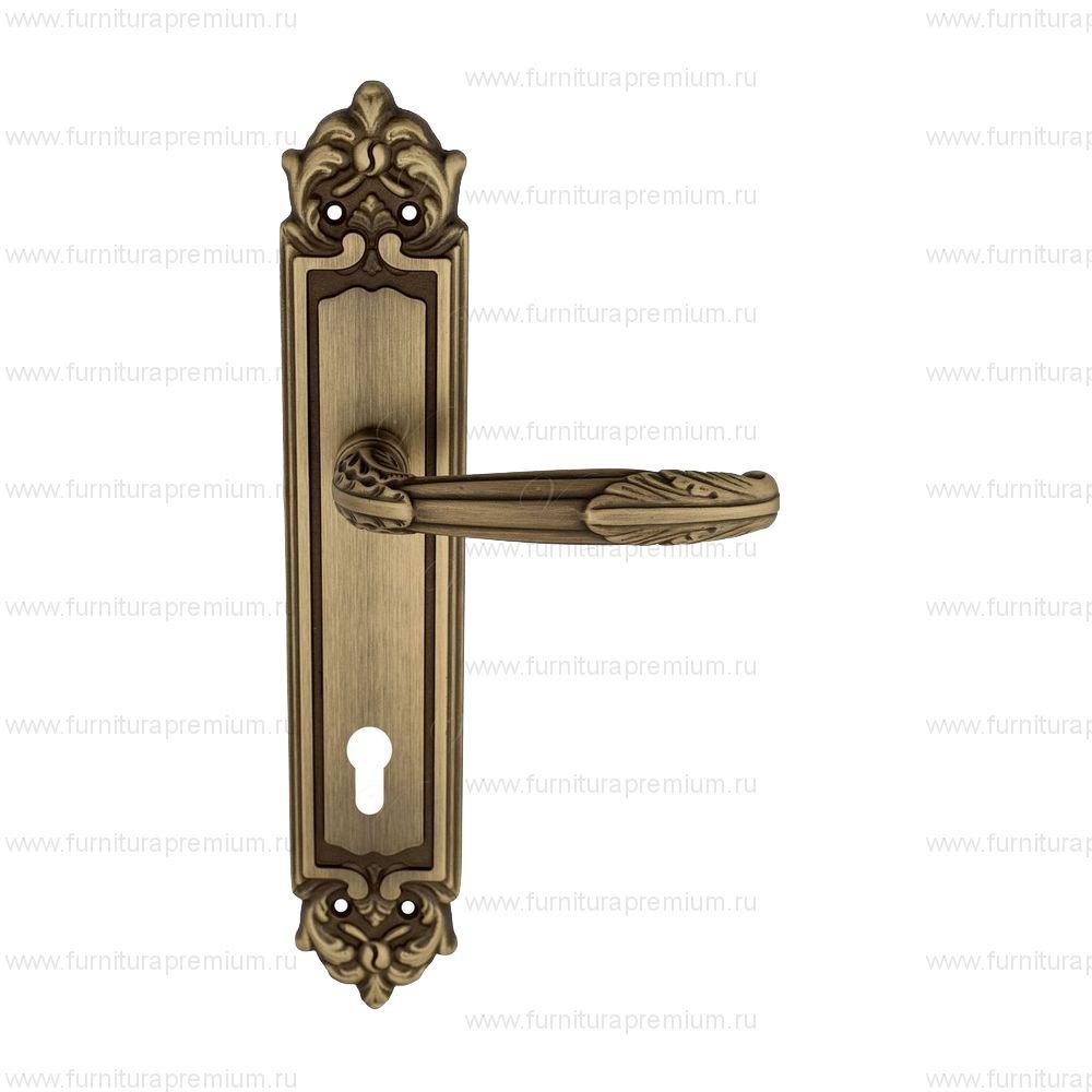 Ручка на планке Venezia Angelina PL96 CYL