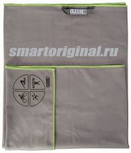 Smart Microfiber Полотенце Стиль 70 x 140 см серое