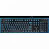 Проводная игровая клавиатура Dyaus RU,черный,7 цветов подсветки