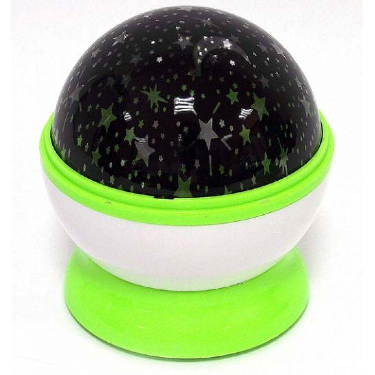 Ночник-Проектор Sky Star Master, Зеленый