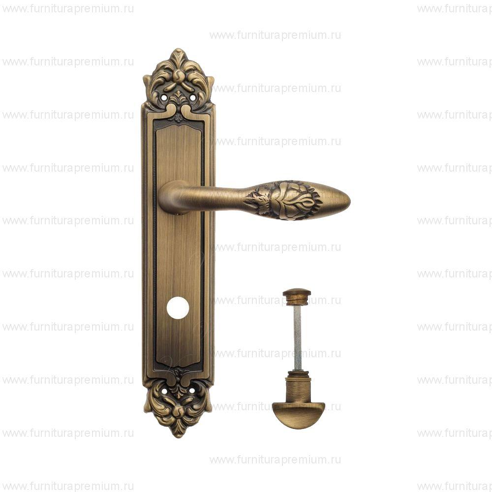 Ручка на планке Venezia Casanova PL96 WC-2