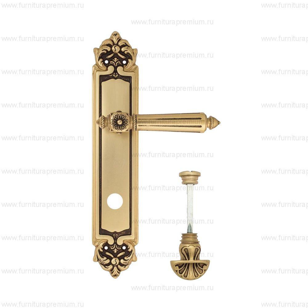 Ручка на планке Venezia Castello PL96 WC-4