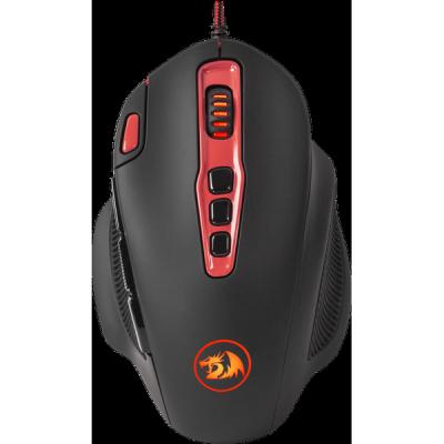 Акция!!! Проводная игровая мышь Hydra 10 кнопок,100-14400 dpi