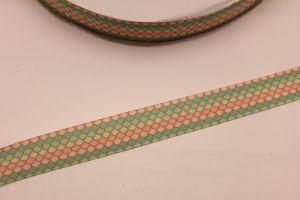 `Лента репсовая с рисунком, ширина 22 мм, Р-ЛР5686
