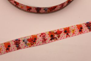 `Лента репсовая с рисунком, ширина 22 мм, Р-ЛР5710
