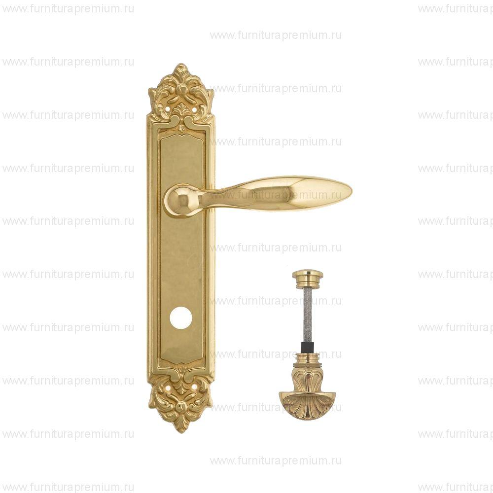 Ручка на планке Venezia Maggiore PL96 WC-4