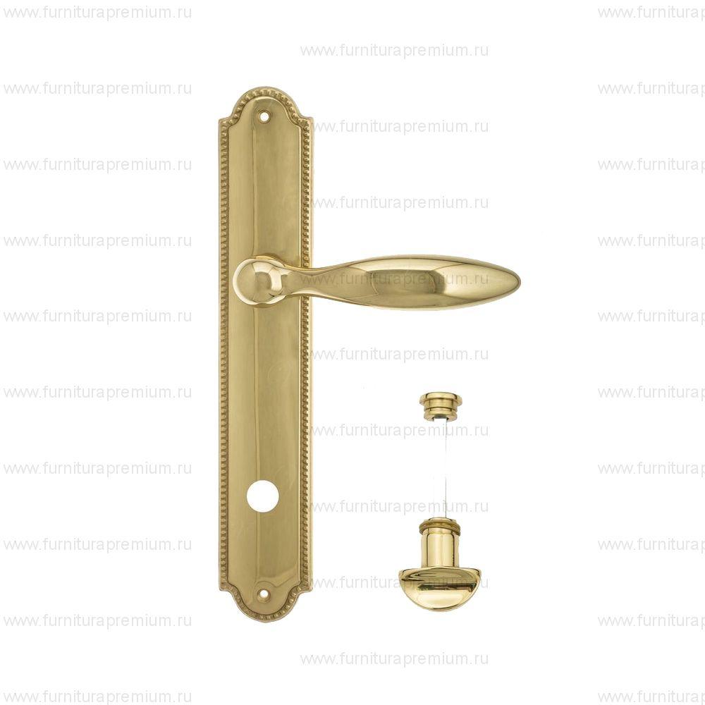 Ручка на планке Venezia Maggiore PL98 WC-2
