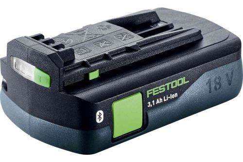 Аккумулятор Festool BP 18 Li 3,1 CI Bluetooth