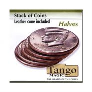 Stack of coins Halves by Tango