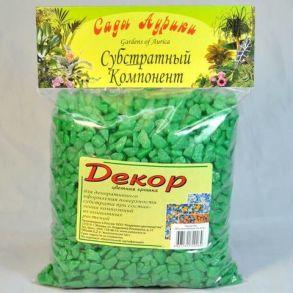 декор /цв.крошка/ 1л зеленый ()