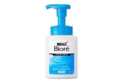 Пенка для умывания мужская Mens Biore против жирного блеска 150 гр.