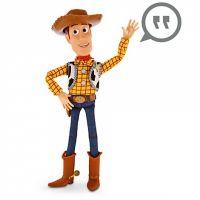 Кукла шериф Вуди Дисней говорящий 40 см УЦЕНКА