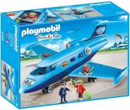 Набор playmobil 9366 Самолет парка развлечений