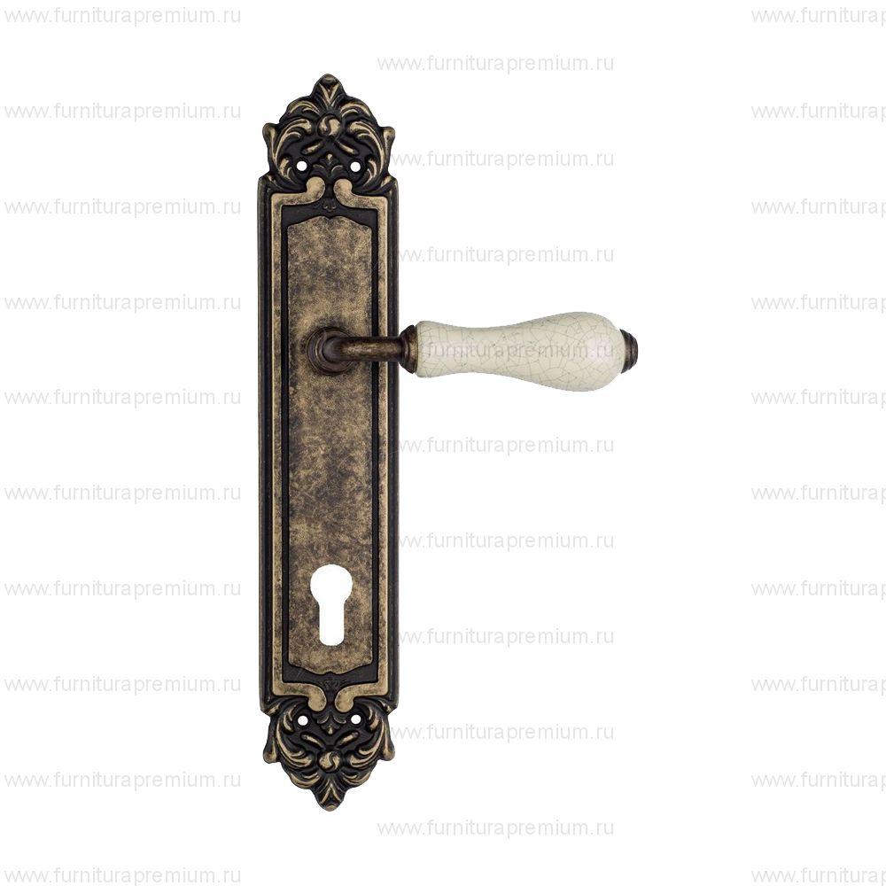 Ручка на планке Venezia Colosseo PL96 CYL