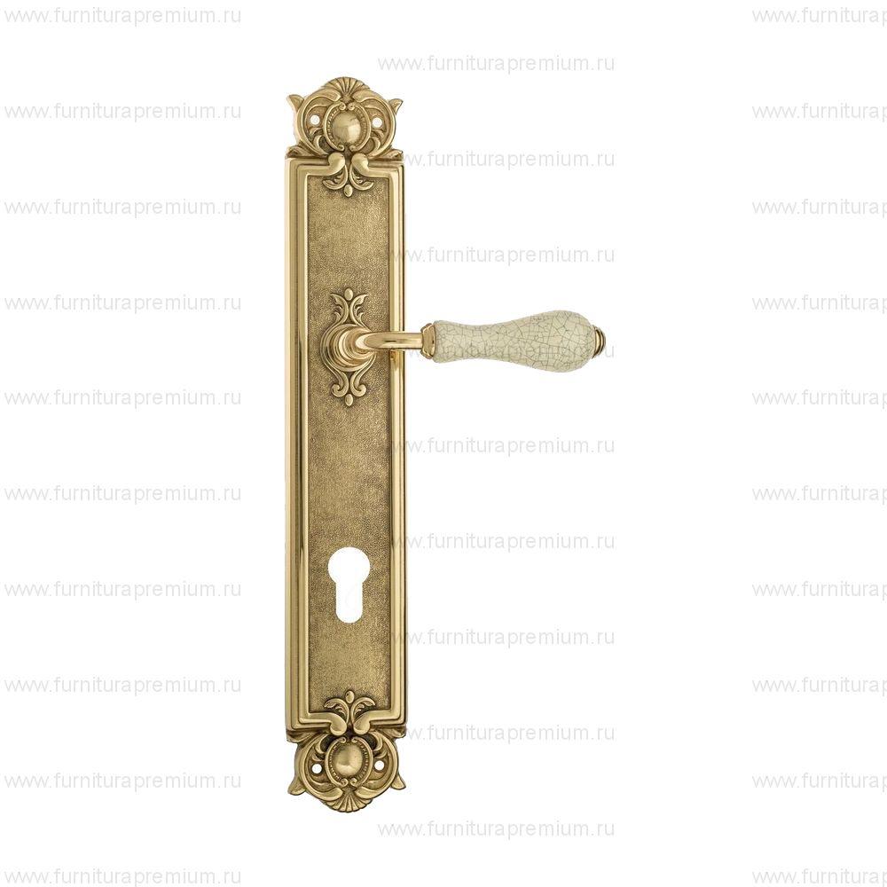 Ручка на планке Venezia Colosseo PL97 CYL