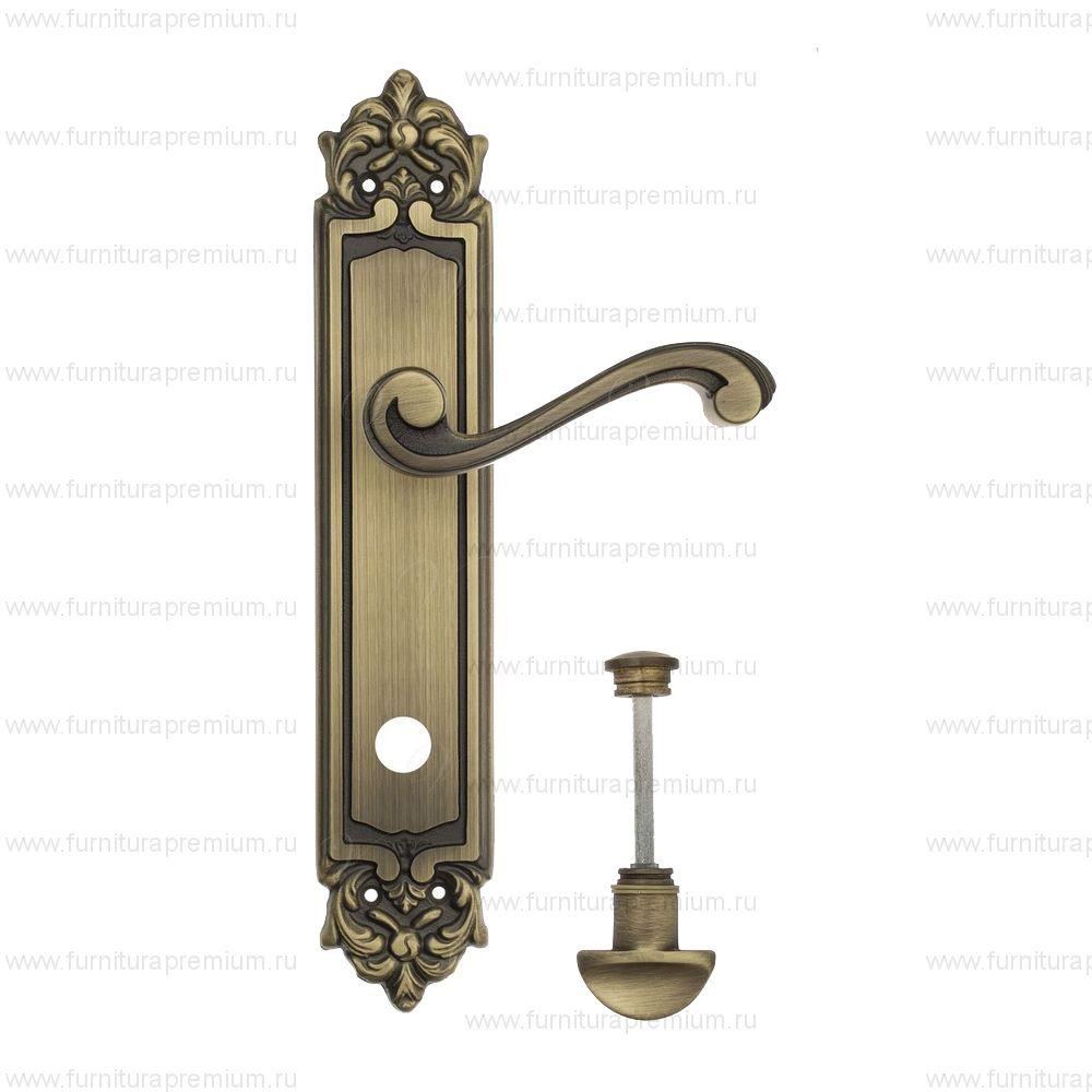 Ручка на планке Venezia Vivaldi PL96 WC-2