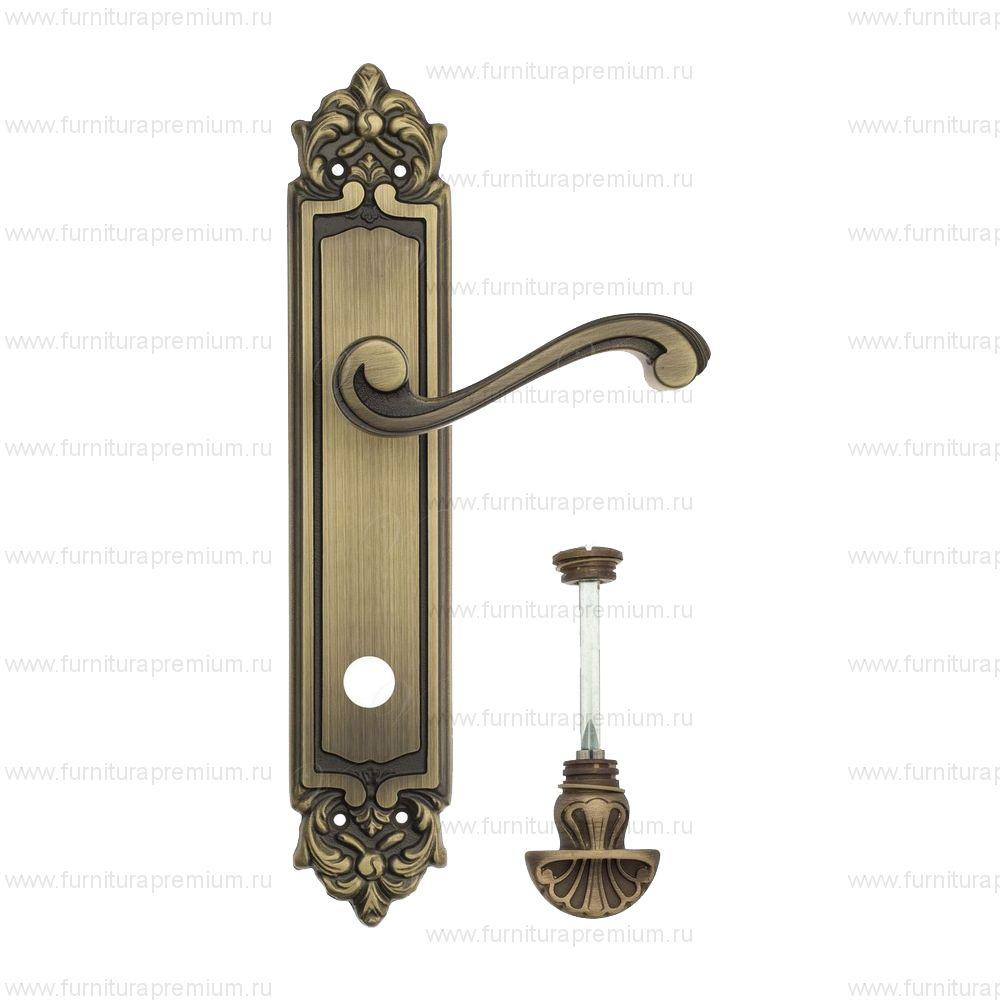 Ручка на планке Venezia Vivaldi PL96 WC-4