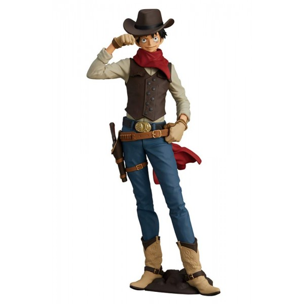 Аниме фигурка One Piece - Treasure Cruise World Journey Monkey D. Luffy