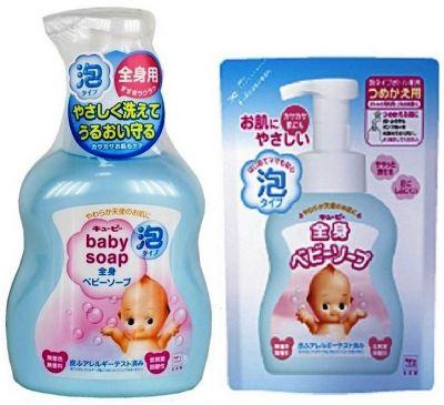 Жидкое мыло для тела COW детское 400мл флакон